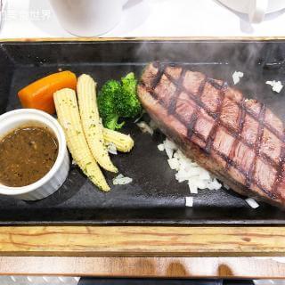 【新北食记】永和顶溪捷运站美食推荐-阿里小厨美式炭烧牛排
