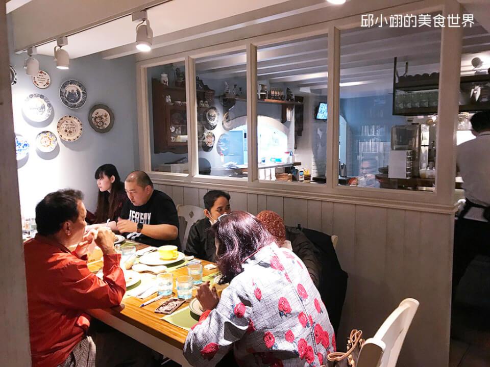 LIRA里拉義大利廚房-18