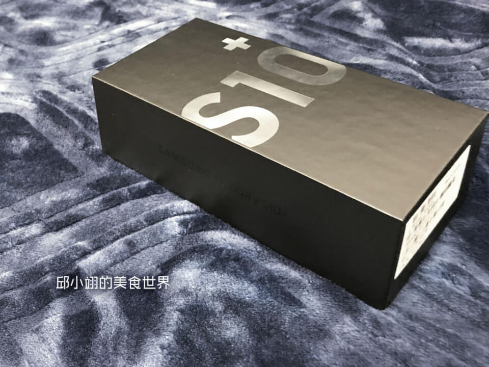 Samsung Galaxy S10 Plus開箱-3