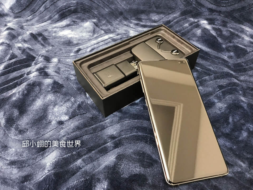 Samsung Galaxy S10 Plus開箱-10