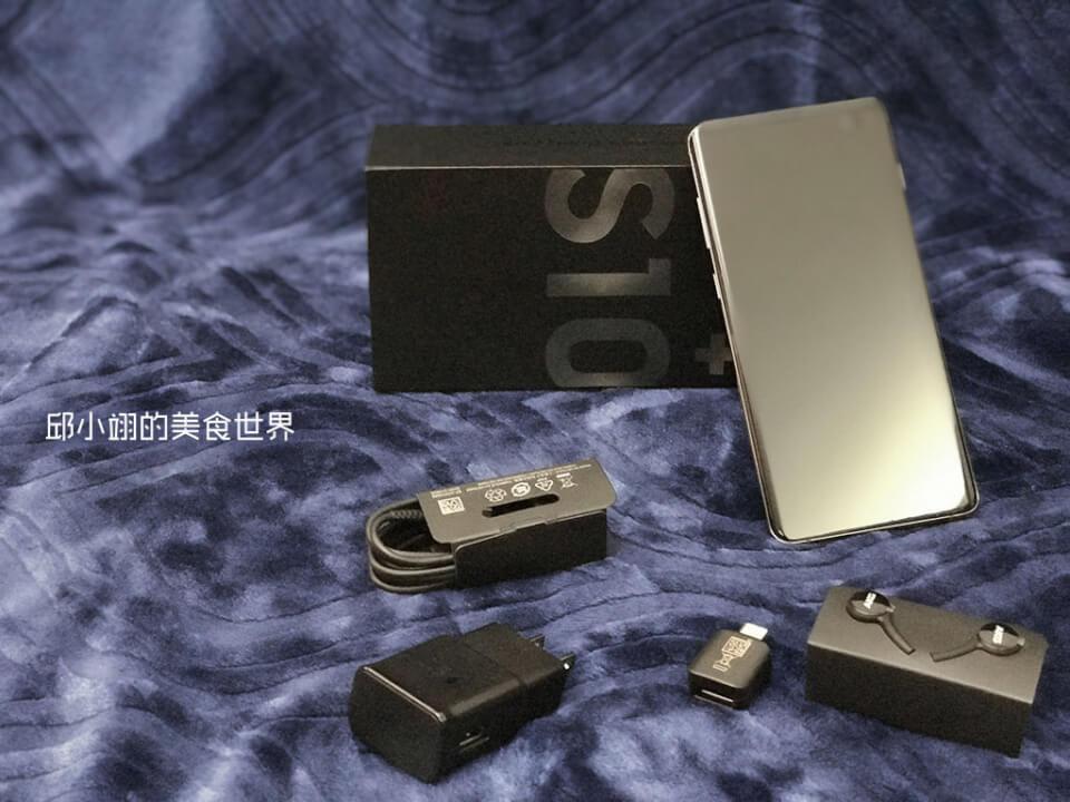 Samsung Galaxy S10 Plus開箱-11