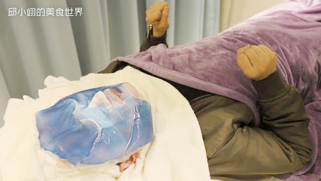 護理師會一直幫忙更換冰敷袋