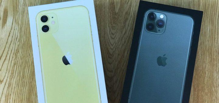 iPhone 11、 iPhone 11 Pro Max 开箱,摄影实测大比较-1