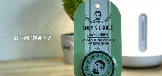 皮膚過敏、蚊蟲叮咬,這樣止癢最有-小安迪舒緩精油膏開箱-1