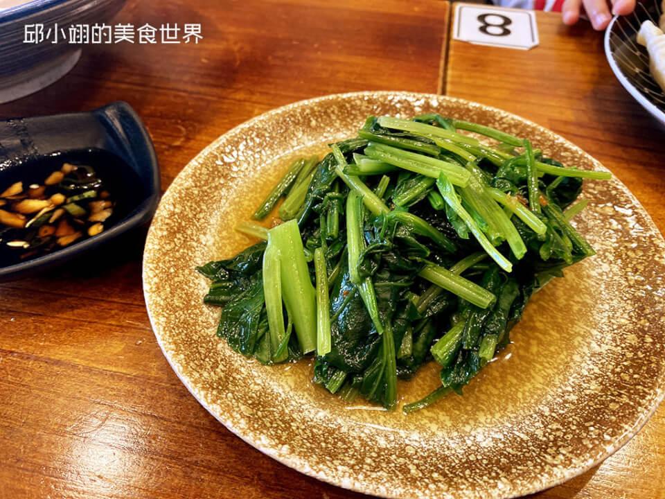 现炒菠菜-2