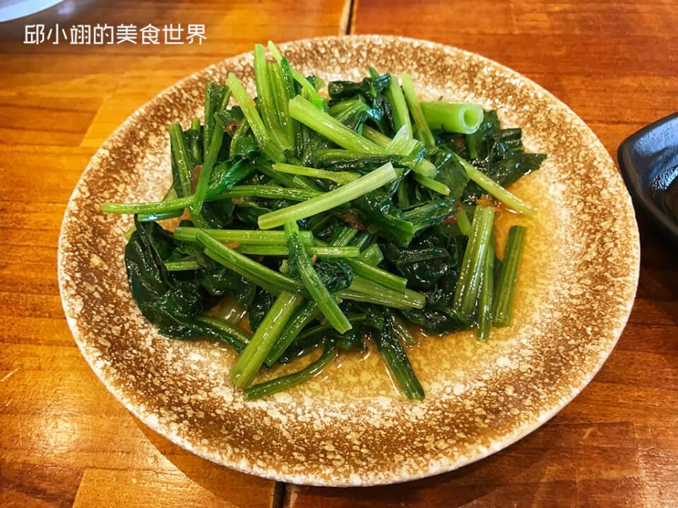 现炒菠菜-1