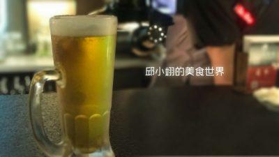 清爽甘甜的生啤酒