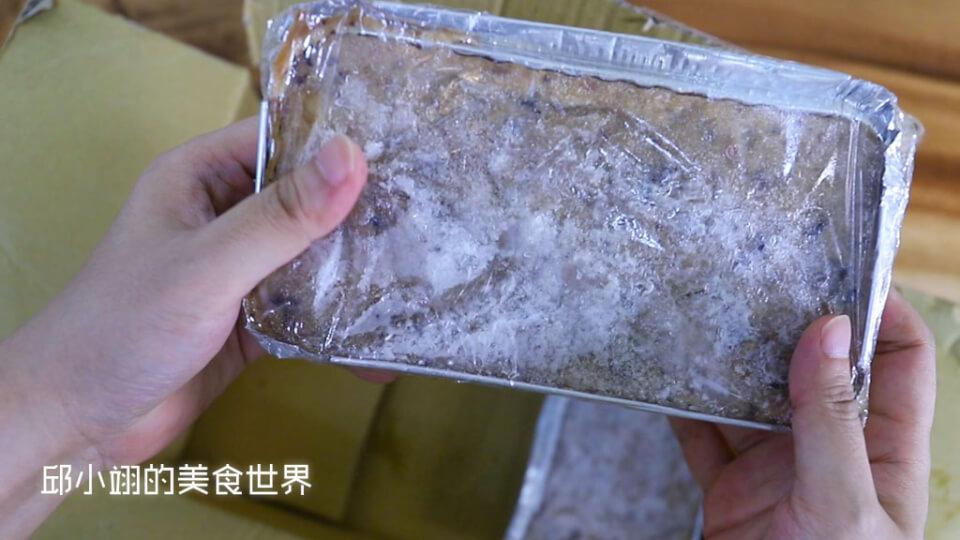蘭亭手做和牛蘿蔔糕沒有添加任何防腐劑