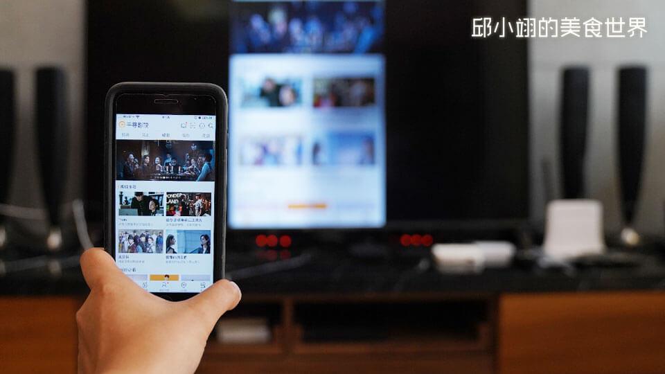 接下来只要将电视打开,选择HDMI的讯号来源