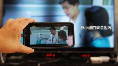 Esense鋁合金HDMI影音傳輸線的FULL HD品質在4K電視上看,畫質也是非常的清晰