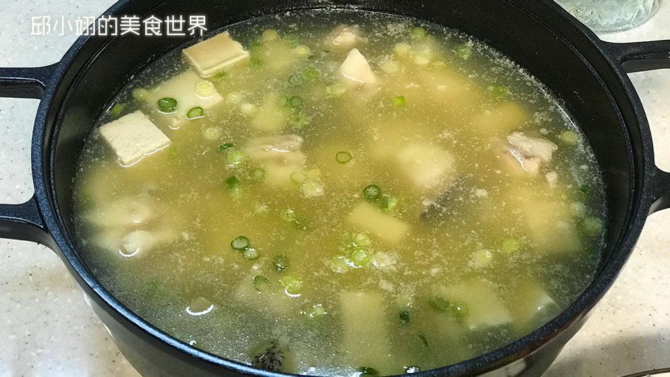 龍膽石斑魚頭貝比湯
