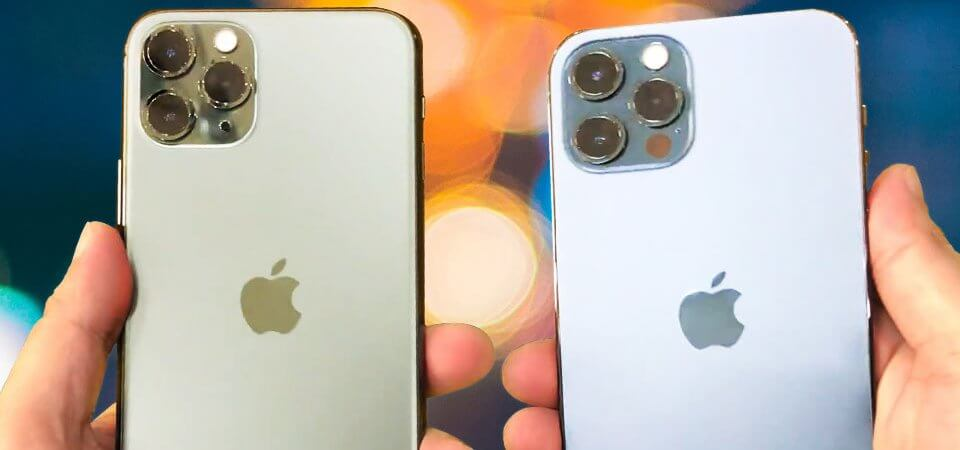 iPhone 12 Pro/iPhone 11 Pro夜拍實測大比較