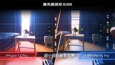 廣角鏡頭HDR逆光測試